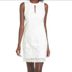 Mink Pink Size XS White Lace   Tranquility Dress